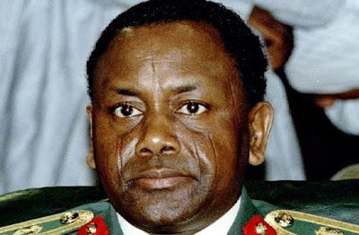 Niyi Tabiti, it is confirmed on BBC, Abacha is dead