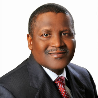 I have no residential property outside Nigeria-Dangote