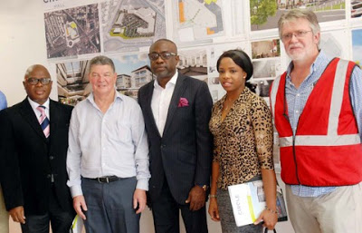 LEKKI CIRCLE MALL SET FOR DECECEMBER 2015 COMPLETION DATE