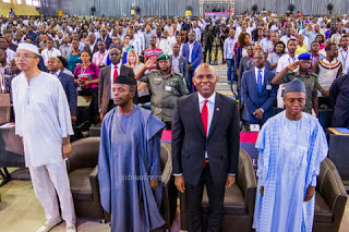 TONY ELUMELU FOUNDATION HOSTS HISTORIC BOOTCAMP FOR 1,000 EMERGING AFRICAN ENTREPRENEURS FROM 51 AFRICAN COUNTRIES IN OTA, NIGERIA