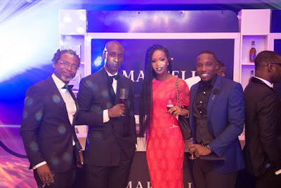 Martel 300: World oldest and Finest cognac house party in Lagos