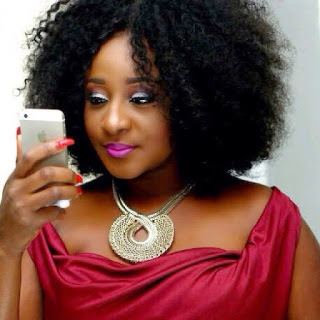 Ini Edo says Husband's family crashed her wedding