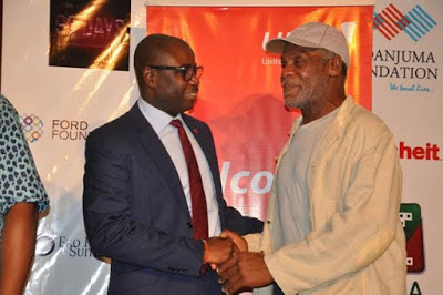 UBA supports Ebola movie, celebrating courage and selflessness