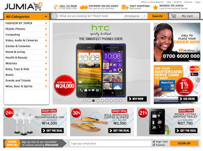 Is Jumia losing Nigeria market to Konga?