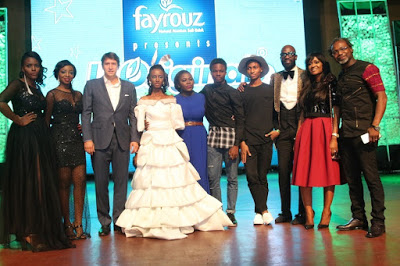 FAYROUZ L'ORIGINAL 2 WINNERS, TEAM MEDDLELANE TO SHOWCASE DESIGNS AT LDFW 2015