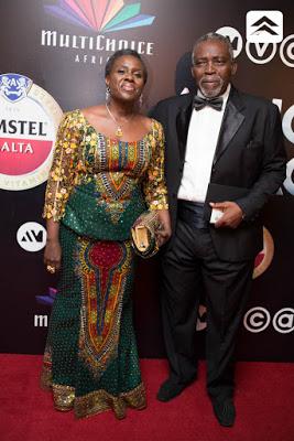 Nollywood couple, Olu and Joke Jacobs celebrates 30 years wedding anniversary