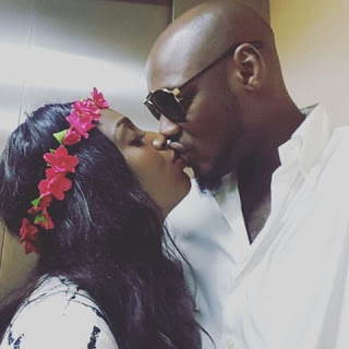 2Face Idibia and his African Queen,Annie Macaulay mark 4 Years of their marriage