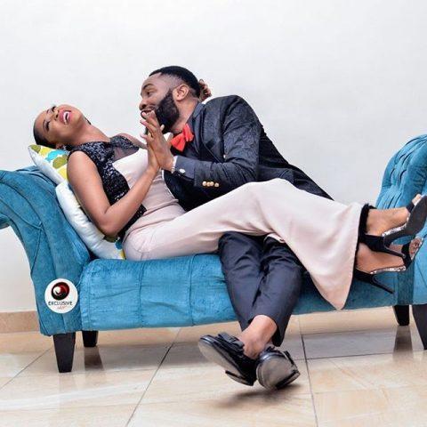 Comedian 'Woli Arole' is getting married! (prewedding photos)