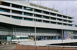 mm International Airport Lagos
