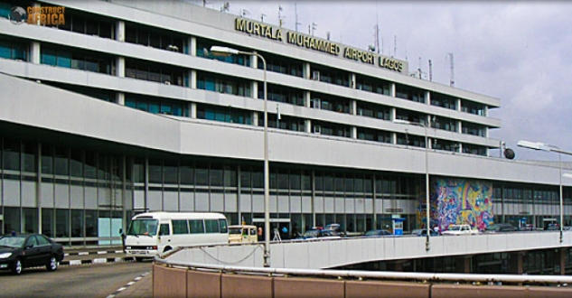 International and local airports in Nigeria