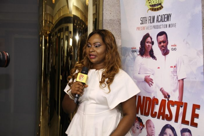 Sylvia Edem stars Wale Ojo, Charles Okocha, Shirley Igwe, Mary Uranta others in Sandcastle