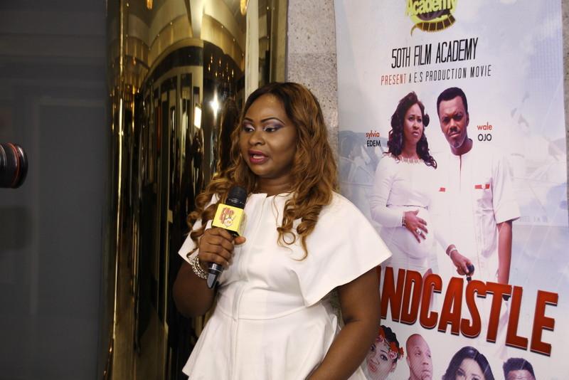 Sylvia Edem stars Wale Ojo, Charles Okocha, Shirley Igwe, Mary Uranta others in Sandcastle