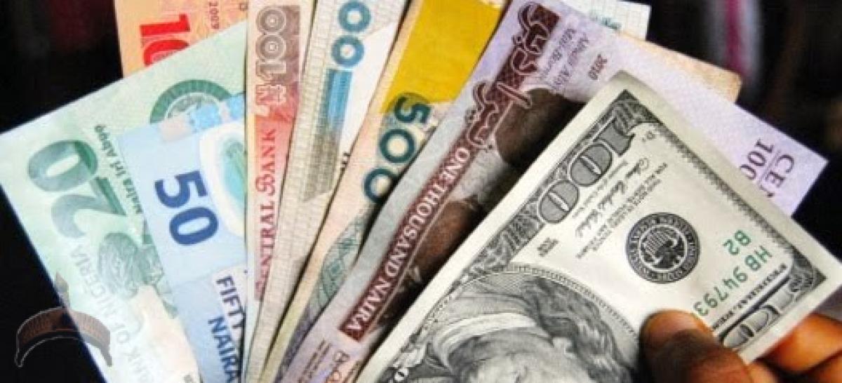 Exchange Rate Of Dollar To Naira Via