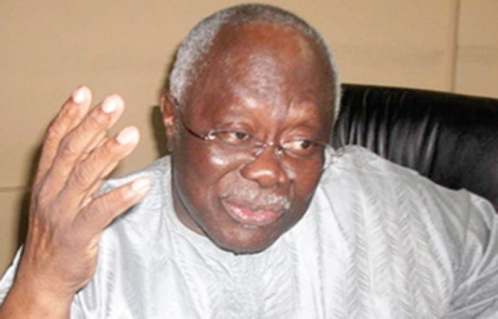 BODE GEORGE DOES NOT DESERVE TO LEAD PDP LAGOS