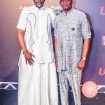 TV personality Ebuka Obi-Uchendu and GMD/CEO, UBA Plc, Mr. Kennedy Uzoka