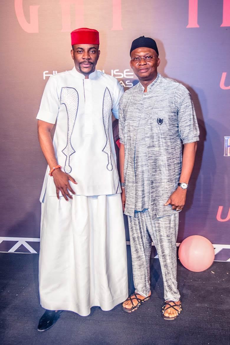 Ebuka big brother and Kennedy Udoka