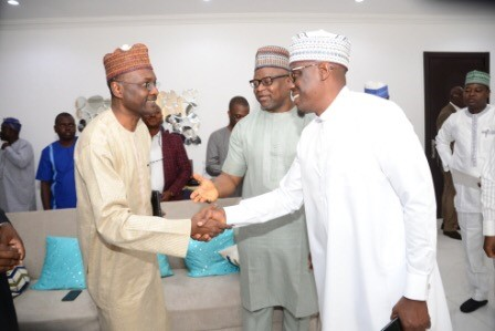 FirstBank MD,Management Team Visits Kwara State Governor following Offa Robbery Attack
