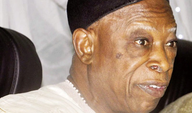 Saraki has betrayed Buhari from day one-Sen Adamu
