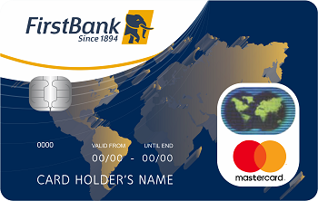 Get Rewarded with your FirstBank Naira MasterCard