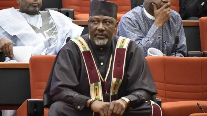 Nigeria Politics Today: Meet Dino Melaye, head of Saraki Supporters Club