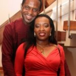 Tonye Cole and sylvia Cole