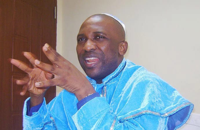 Before You Crucify Primate Babatunde Elijah Ayodele By Lukmon Akintola