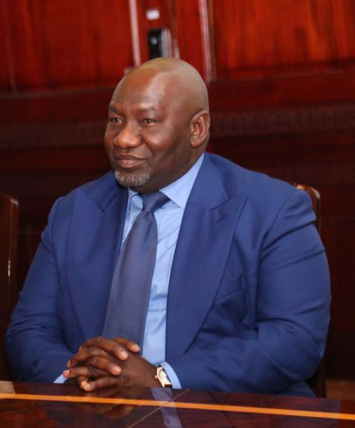 NIGERIA'S ANTIGRAFT AGENCY, EFCC, REMOVES BENEDICT PETERS FROM 'WANTED' LIST