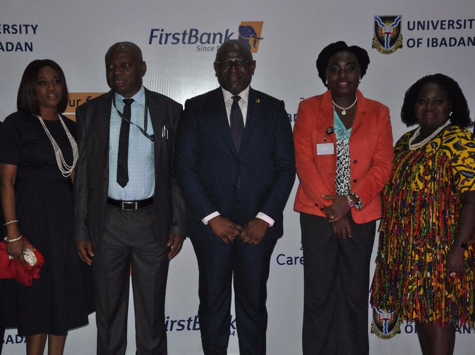 ADEDUNTAN, FIRSTBANK MD HEADLINES UNIVERSITY OF IBADAN (UI) MAIDEN GRADUATE CAREER FAIR