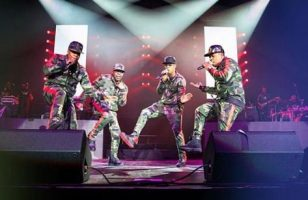 New edition concert in Lagos