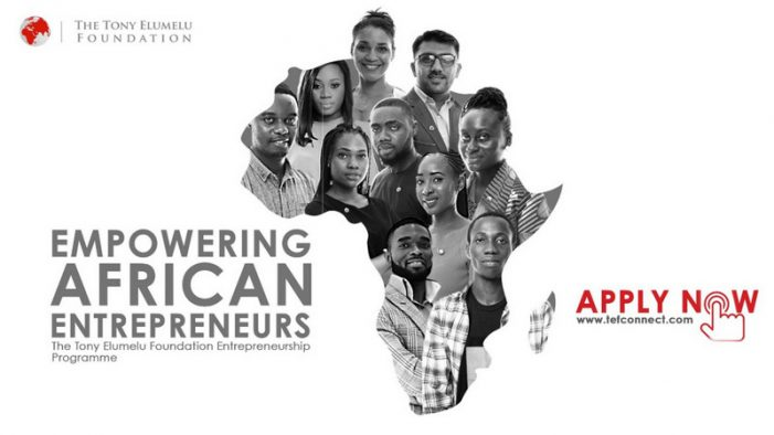 TONY ELUMELU FOUNDATION SUPPORTS SÈMÈ CITY – BENIN'S INTERNATIONAL KNOWLEDGE AND INNOVATION HUB – IN EMPOWERING 50 BENINESE ENTREPRENEURS