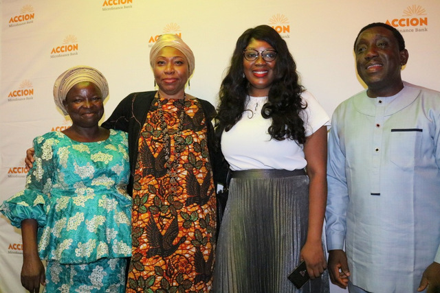 Tears of Joy as Accion MFB Present insurance cover worth N1 Million each to 10 Widows