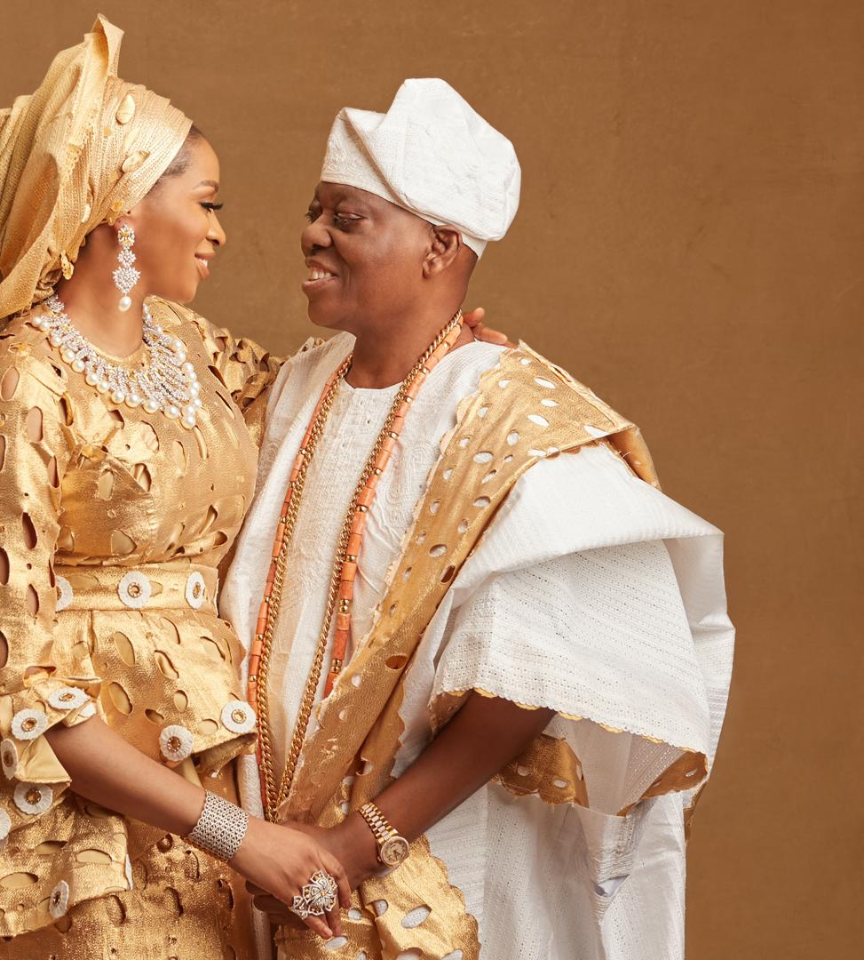 The Aare Of Lagos Chief Razaq Okoya And Wife Chief Dr. Mrs Shade Okoya Sets To Celebrate 20yrs Of Marital Bliss