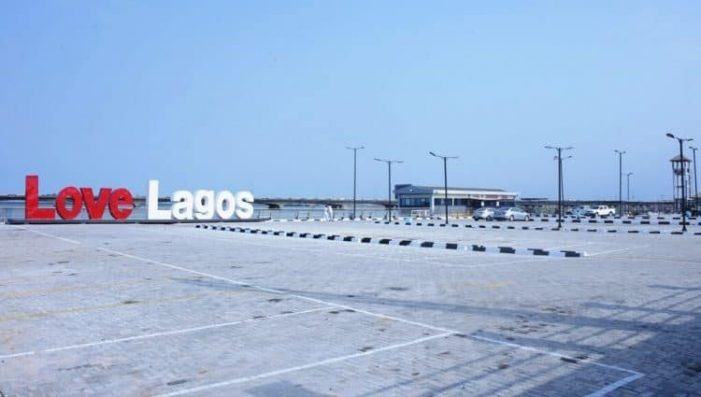 Gistmaster Diary:Visit to Bariga Waterways Jetty +Waiting for Amaechi's Train