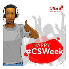 UBA Customer service week